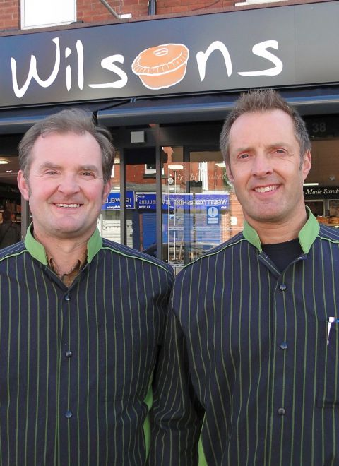 Wilsons (Crossgates) Ltd