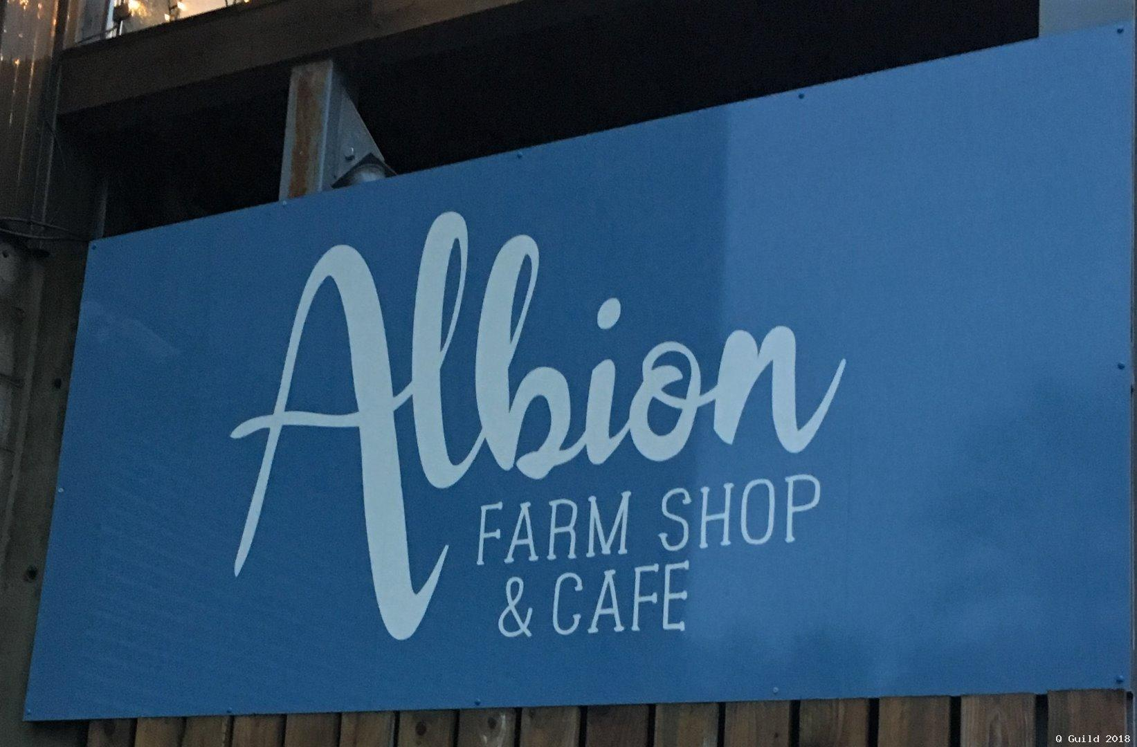 Albion Farm Shop