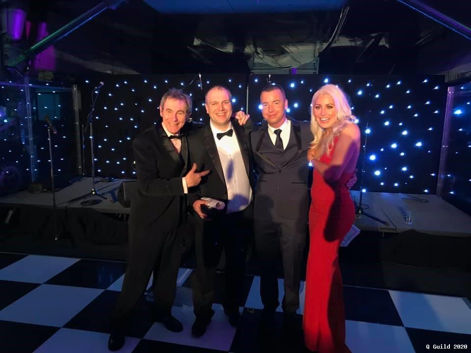 Higginsons General Manager scoops award at NW Business Awards