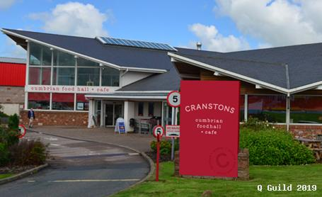 Cranstons Cumbrian Food Hall and Café