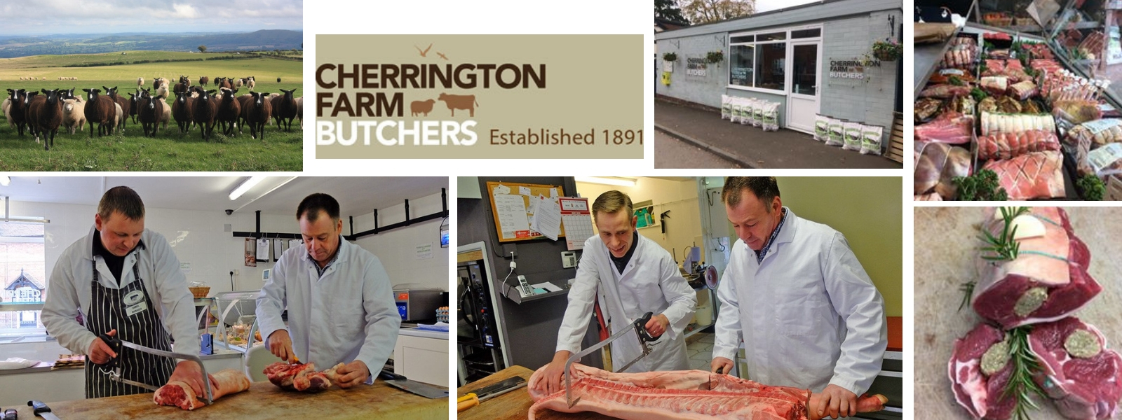 Cherrington Farm Shop