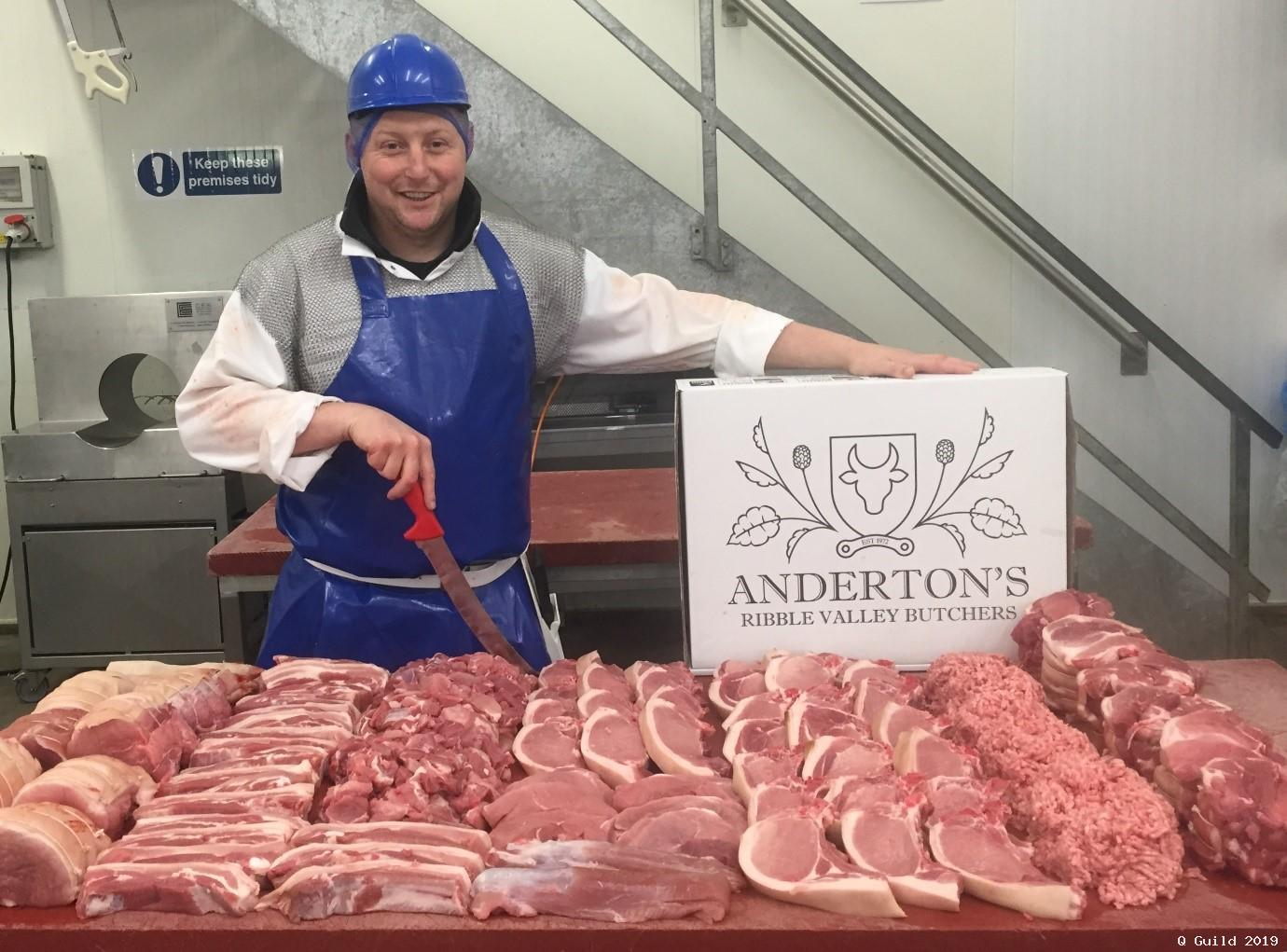 More than just a Butchers! Anderton Ribble Valley Butchers