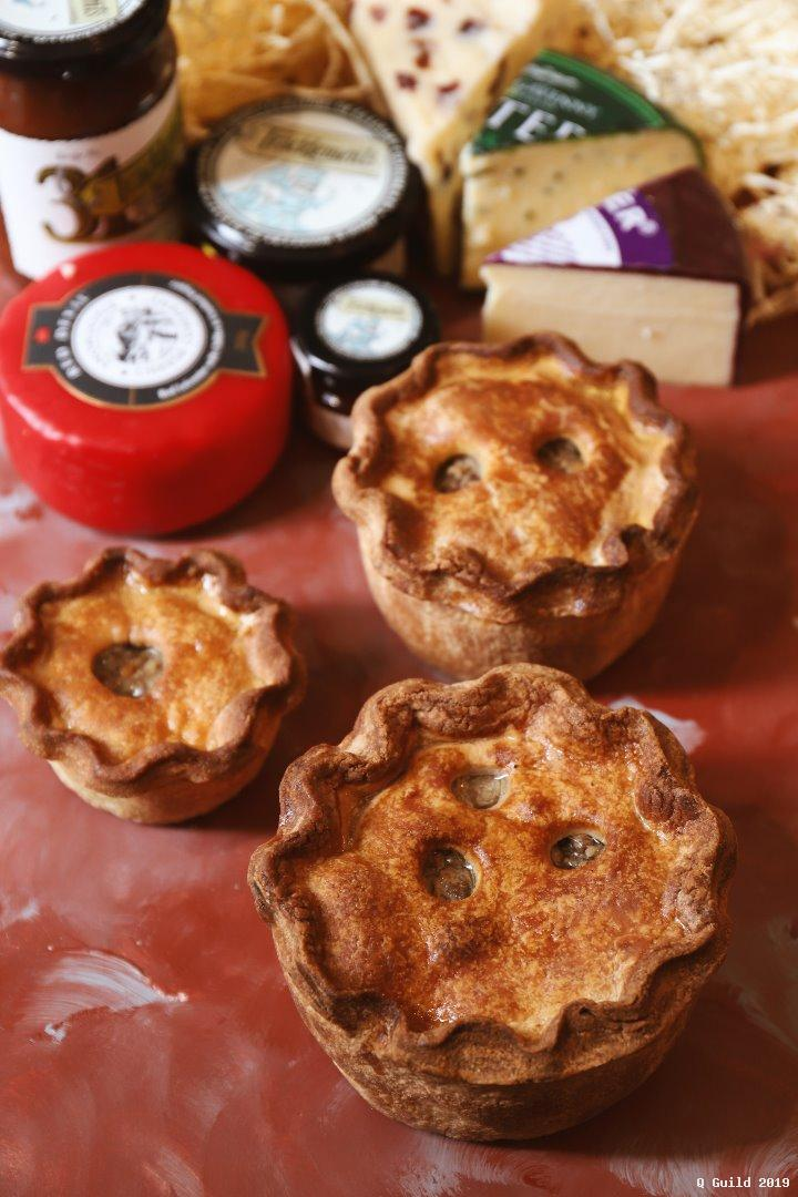 LOCAL BUTCHERS TO APPOINT THEIR FIRST EVER PIE MINISTER