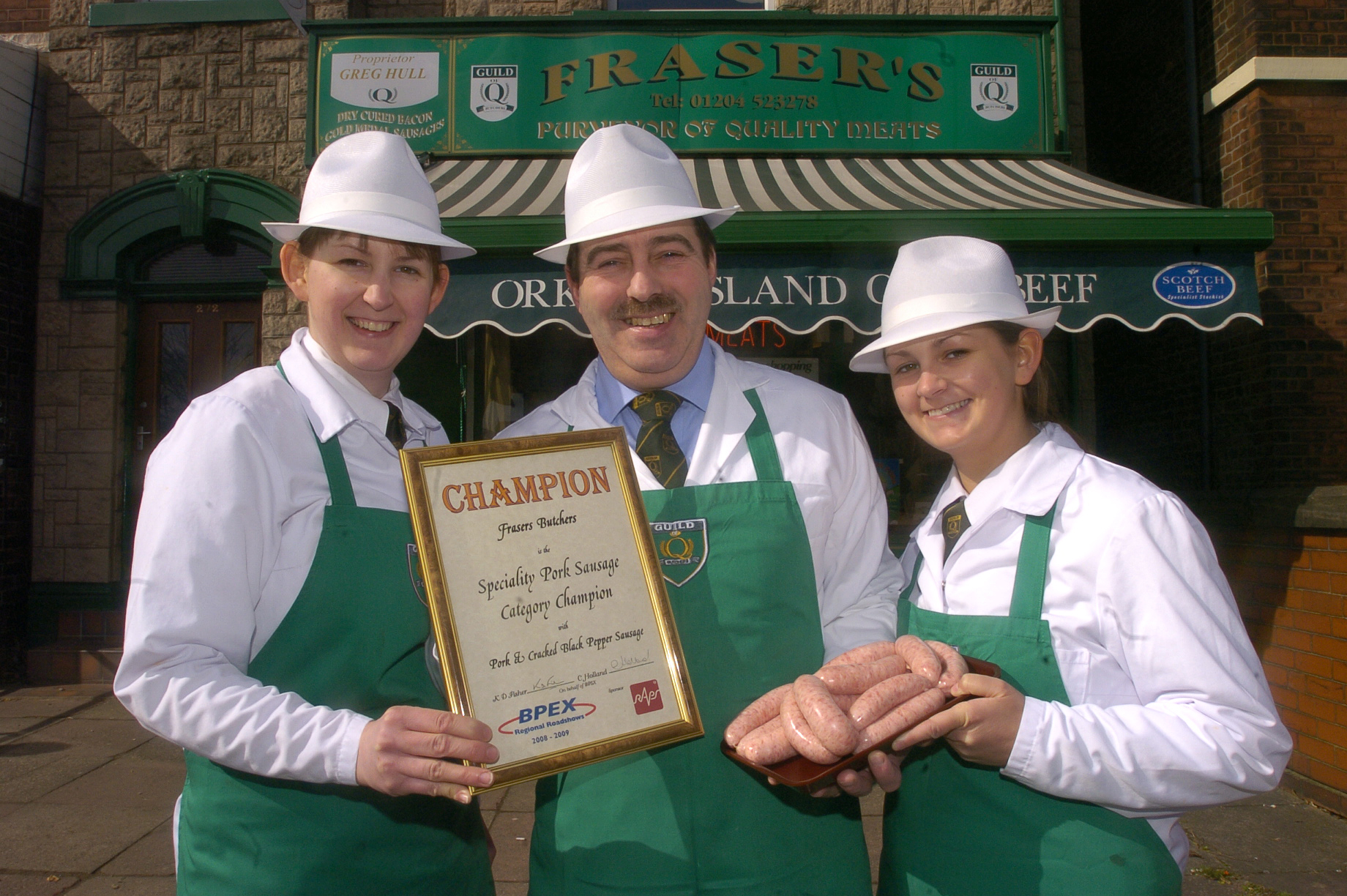 Frasers Butchers
