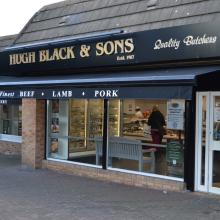New Member - Hugh Black and Sons, Cowdenbeath, Fife