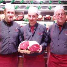 Tyneside butcher to mark 30th anniversary by selling beef at 1987 prices
