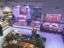 Jesse Smith and WJ Castle Butchers win the Top Award