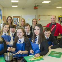 AWARD WINNING BUTCHER LAUNCHES FOOD CHALLENGE FOR GLASGOW SCHOOLS