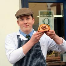 Turnbulls Robert Darling crowned Q Guilds Young Butcher of the Year 2020