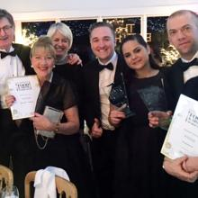 Buckwells crowned Butcher of the Year in Hampshire Food & Drink Awards