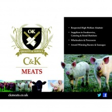 New Website for C & K Meats