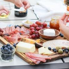 The search is on for Britain`s best charcuterie boards