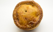 Poxons Pork Pie- Runner up with  Great British Chef`s