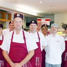 Durham butcher welcomed to national Q Guild