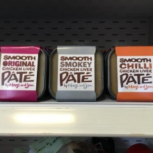 Patchwork Pate win big at Top food Show